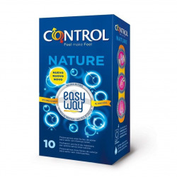Preservativos Control Nature Easy Way Solution 10 Uds
