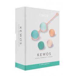 Kewos Peach Menta Suelo Pélvico