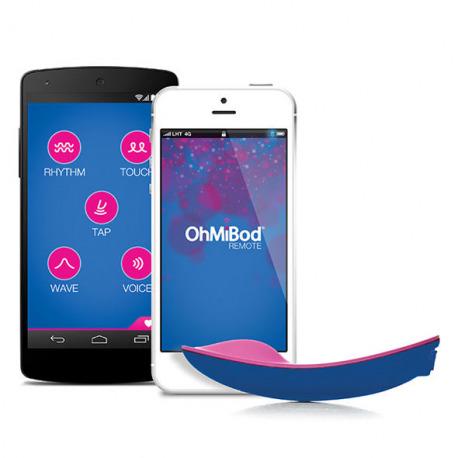 Ohmybod Bluemotion Next 1 Controlado con App