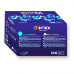 Control Nature Caja Profesional 144 Uds