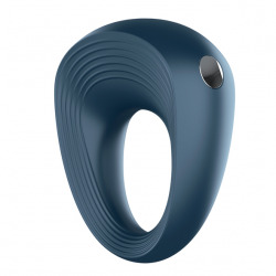 Satisfyer blue vibrator ring
