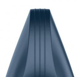 Satisfyer Anillo Vibrador Grande Azul
