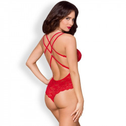 Body 860-Ted-3 Teddy Rojo