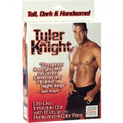 Muñeco Hinchable Realístico Tyler Knight