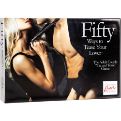 Fifty Ways to Tease Your Love Kit partners