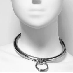 Collar Metal Cierre por Combinación 12 cm