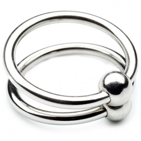 Anillo Double Glans Ring 28 mm