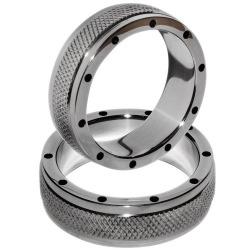 Anillo Metal para Pene y Testículos 40 mm