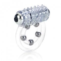 Transparent water vibrator ring