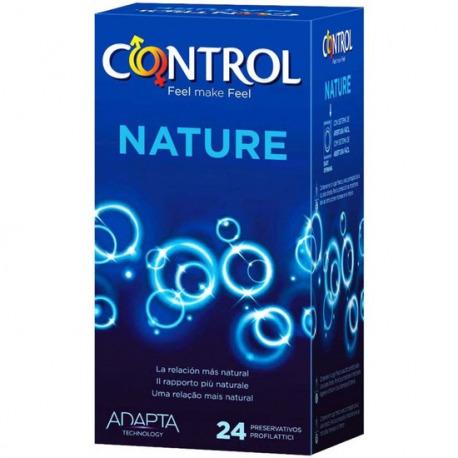 Preservativos Control Nature 24 Uds