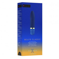 Bcute Classic Saphire Mini Azul