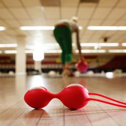 Smart Balls Duo Rojo