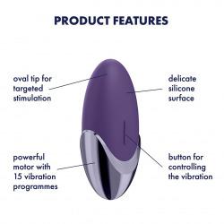 Satisfyer Layons Purple Pleasure