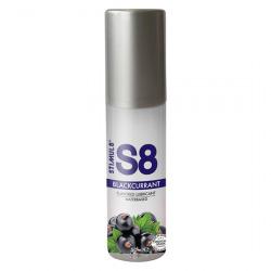 S8 Lubricante 50 ml Grosella Negra