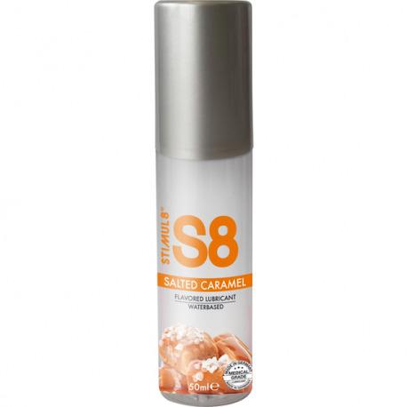 S8 Lubricante Sabores 50 ml Caramelo