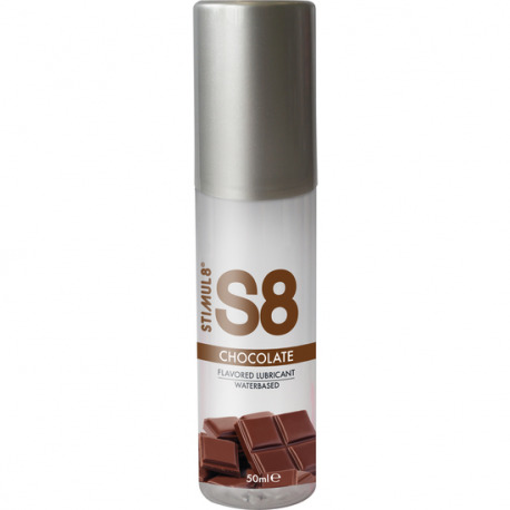 S8 Lubricante Sabores 50 ml Chocolate