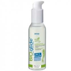 Bioglide Lubricante Aceite de Masaje Orgánico 125 ml