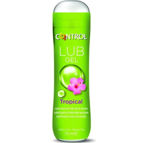 Control Lubricante Tropical 75 ml