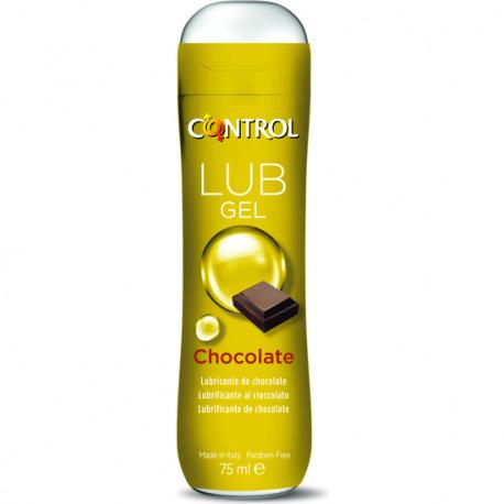 Control Lubricante Chocolate 75 ml
