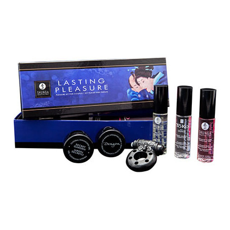 Kit de Shunga Erótico Lasting Pleasure