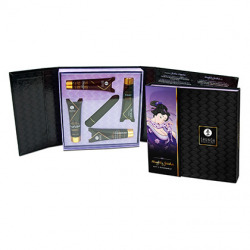 Geisha Kit Vibrador + Cosmética