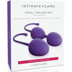 Intimate Care Set de Entrenamiento Kegel Morado
