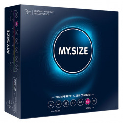 My Size Preservativos 64 mm 36 Uds