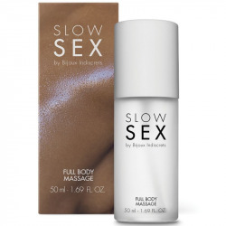 Slow Sex Full Body Massage Gel 50 ml