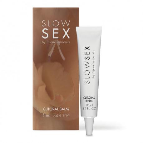 Slow Sex Clitoral Stimulating Balm 10ml