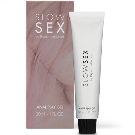 Gel de Estimulación Anal Slow Sex 30 ml