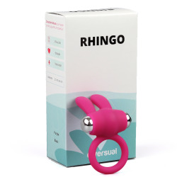 Rhingo Anillo Vibrador Lila