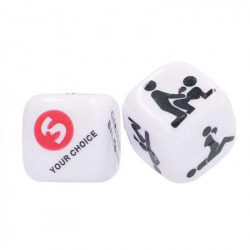 Erotic Dice Sudden Lust