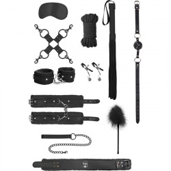 Kit Bondage Usuarios Intermedios Negro