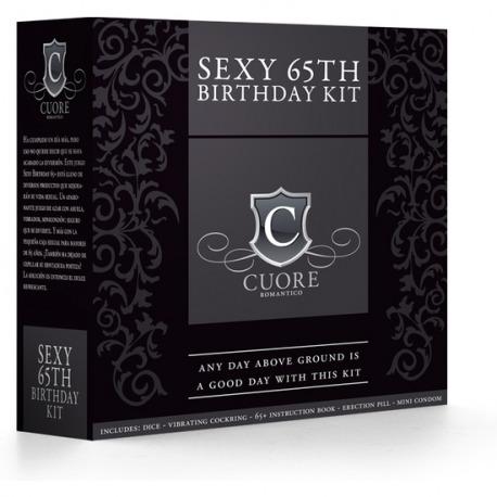 Kit para Regalar a 65 Cumpleañeros