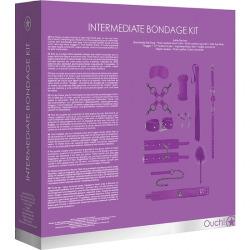 Kit de Bondage Usuarios Intermedios Morado
