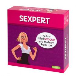 Juego Sexpert Cuánto Sabes de Sexo