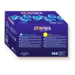 Preservativos Control Forte Caja Profesional 144 Uds