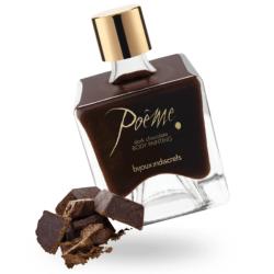 Poeme Pintura Comestible Chocolate Negro 50 gr