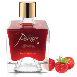 Poeme Edible Painting Wild Strawberry 50 gr