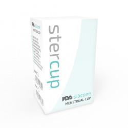 Copa Menstrual FDA Silicona Talla L Lila