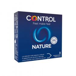 Preservativos Control Nature 3 Uds