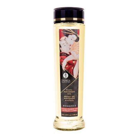 Shunga Massage Oil Romance