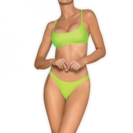 Mexico Beach Bikini Verde