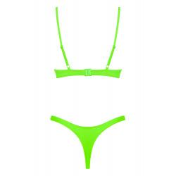 Mexico Beach Green Bikini