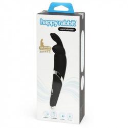 Happy Rabbit Wand Vibrator Negro
