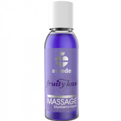 Fruity Love Aceite Masaje Efecto Calor 50 ml Arándanos