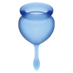 Feel Good Copa Menstrual Azul Oscuro