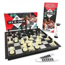 Sex-O-Chess Ajedrez Erótico
