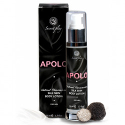 Apolo Loción Piel de Seda 50 ml