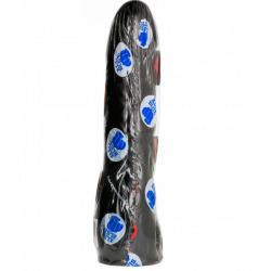 All Black Pene 20 cm
